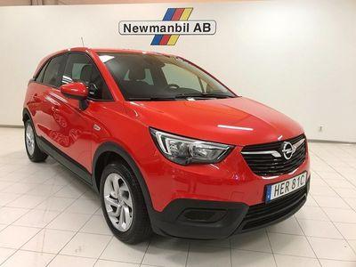 begagnad Opel Crossland X Enjoy Plus 1.2T 81hk