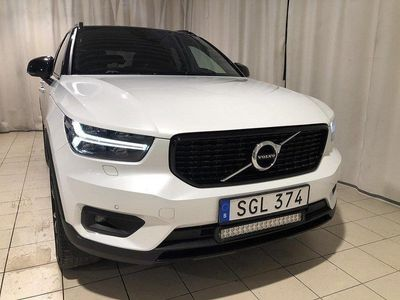 begagnad Volvo XC40 D4 AWD Geartronic R-Design Euro 6