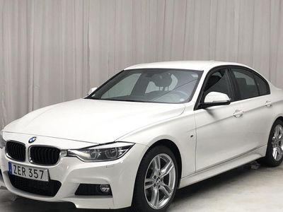 begagnad BMW 320 3-serien d Sedan, F30