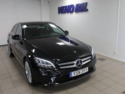 begagnad Mercedes C220 d Sedan Avantgarde Aut Bu