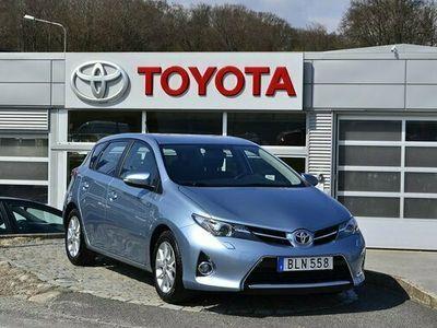 begagnad Toyota Auris 1.4 Diesel 5-D Life+