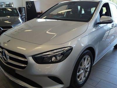 begagnad Mercedes 180 Benz B Infällbar dragkrok Automat 2019, Personbil 325 932 kr