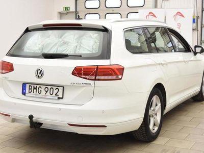 begagnad VW Passat 2.0 TDI Sportscombi 150hk D-VÄRME / DRAG