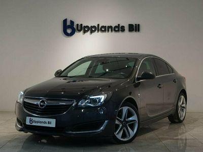 begagnad Opel Insignia 2.0 CDTI 4x4 OPC LINE 170HK