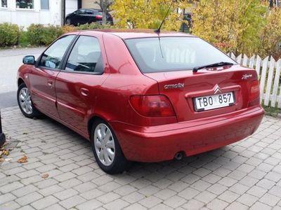 begagnad Citroën Xsara 16 SX låg mil -02