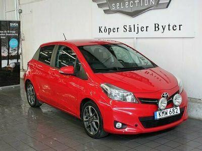 begagnad Toyota Yaris Verso Yaris 5-dörrar 1.33 VVT-i BACKKAMERA 2014, Kombi Pris 59 900 kr