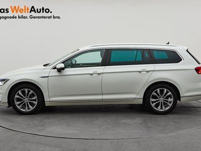 begagnad VW Passat Variant SC GTE DSG/Executive
