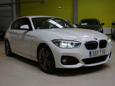 begagnad BMW 118 i 5-door M-Sport Alcantara (136hk)