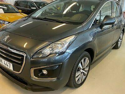 begagnad Peugeot 3008 Active 1.6 BlueHDi 120hk Automat