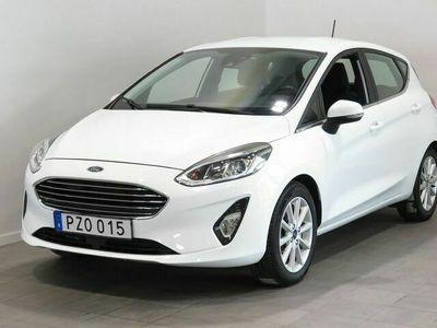 begagnad Ford Fiesta Trend 1.0 EcoBoost 100hk
