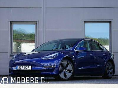 begagnad Tesla Model 3 Long Range AWD 440hk Panorama Autopilot