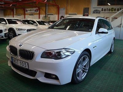 begagnad BMW 520 d xDrive Touring Steptronic M-Sport