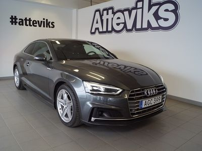 begagnad Audi A5 A5 COUPÉ A5 CP 2.0 TDI 190HK Q STR SPORCP 2.0 TDI 190HK Q ST