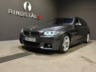 begagnad BMW 520 d xDrive Touring 190 HK AUT M-SPORT H&K DRAG