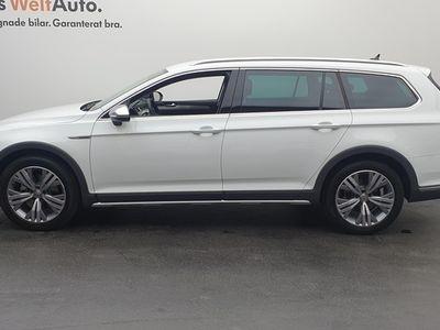 begagnad VW Passat Alltrack TDI190 DRAG VÄRMARE 2020, Personbil 389 900 kr
