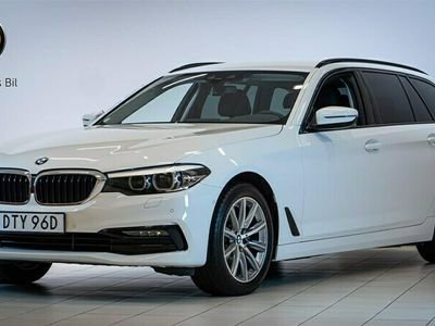 begagnad BMW 520 I