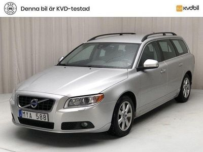 begagnad Volvo V70 II D2 (115hk)