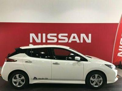 """begagnad Nissan Leaf """" N-CONNECTA MY20 40 KWH """"""""demo"""""""" Går att p 2021, Halvkombi Pris 289 900 kr"""