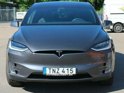 begagnad Tesla Model S Model X 75D Autopilot 6-sits SUV 2018, Sedan Pris 699 700 kr