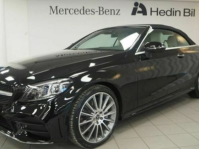 begagnad Mercedes C300 - Benz - BenzCabriolet
