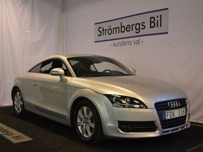 begagnad Audi TT 2.0T