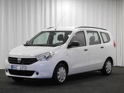 begagnad Dacia Lodgy 1,6 90