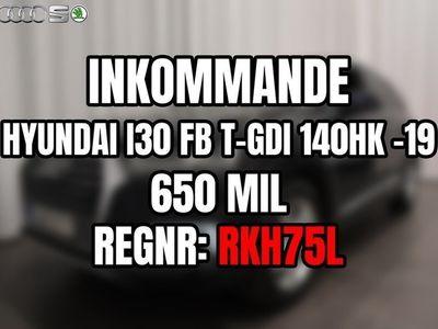 begagnad Hyundai i30 Fastback T-GDi 140hk