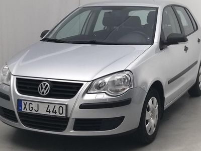 used VW Polo 1.4 5dr