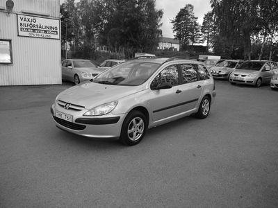 begagnad Peugeot 307 1.6 XR/NY BES 2020-09