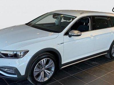 begagnad VW Passat Alltrack 2.0TDI 4Motion