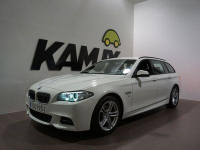 begagnad BMW 520 d xDrive Touring | X-drive | M-sport | 190hk | Drag | SoV