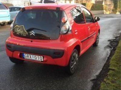 begagnad Citroën C1 1.0i SX -08