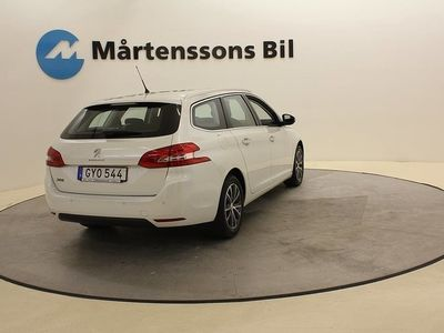 begagnad Peugeot 202 308 SW ALLURE PureTech 2015, Kombi400 kr