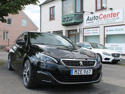 used Peugeot 308 SW 2.0 BlueHDi EAT GT Euro 6 180hk