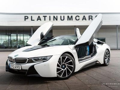 begagnad BMW i8 Roadster Laserlight/Headup/Navi SV.SÅL