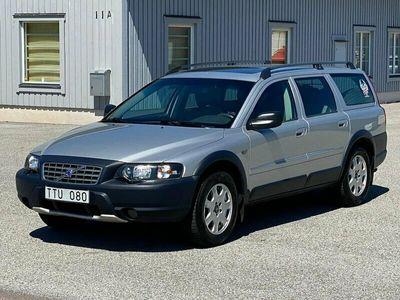 begagnad Volvo XC70 2.5T AWD Automat Business,Välvårdad