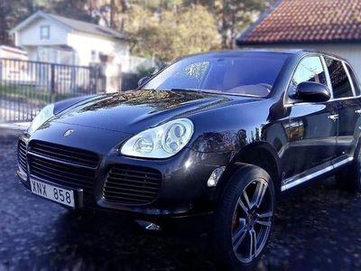 begagnad Porsche Cayenne Turbo 4.5 (450 HP) V8|Automat -06