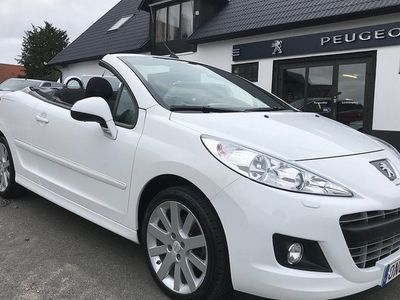 begagnad Peugeot 207 CC 1.6 VTi Sport