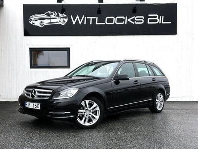 begagnad Mercedes C200 CDI Business Edition Avantgarde Suspension