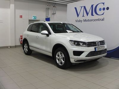 begagnad VW Touareg V6