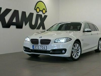 begagnad BMW 530 d xDrive Navi Skinn Dragkrok 2015, Kombi Pris 224 900 kr