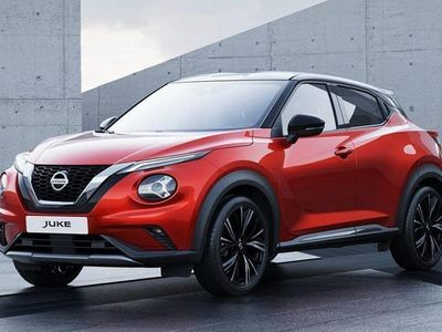 begagnad Nissan Juke DIG-T 117 HP AUTOMAT Acenta Comfort Pack Kampanj