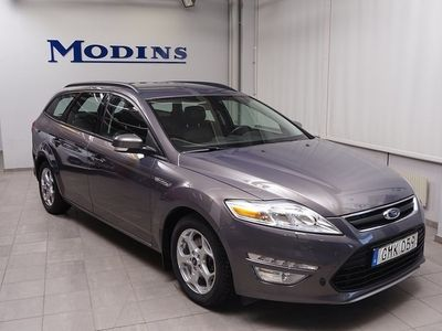 begagnad Ford Mondeo 1,6TDCI Sport Edition -15