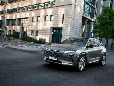 begagnad Hyundai Nexo FuelCell Premium (Vätgas)