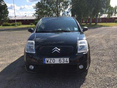 begagnad Citroën C2 Ny besiktad -06