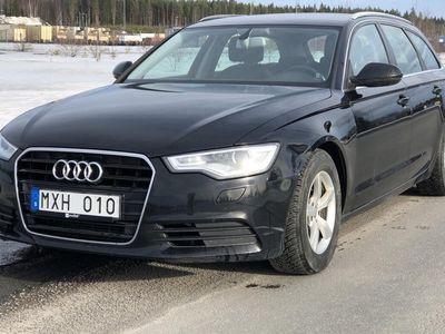 begagnad Audi A6 2.0 TDI Avant 2013, Personbil 102 000 kr