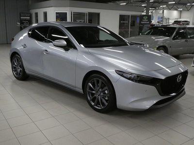 begagnad Mazda 3 2.0 SKYACTIV-G 122hk M Hybrid Sky-Tech pkt Automat