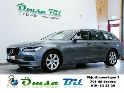 begagnad Volvo V90 D4 Momentum Advanced Ed BA NAV VÄRMARE 190hk