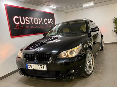 begagnad BMW 550 i M-paket Automat 367hk
