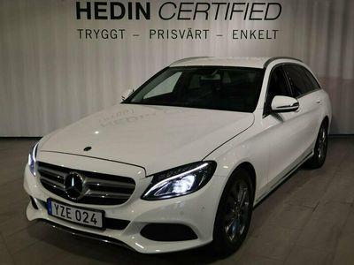 begagnad Mercedes C180 C BenzAvantgarde DRAG 2018, Kombi Pris 234 900 kr